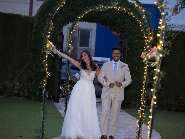 La boda de Adrian y Cristina en Alhaurin De La Torre, Málaga 10