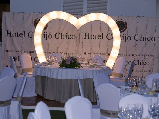 La boda de Adrian y Cristina en Alhaurin De La Torre, Málaga 11