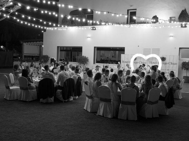 La boda de Adrian y Cristina en Alhaurin De La Torre, Málaga 12