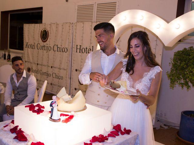 La boda de Adrian y Cristina en Alhaurin De La Torre, Málaga 13