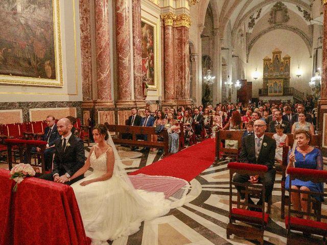La boda de Marco  y Rocío en Valencia, Valencia 1
