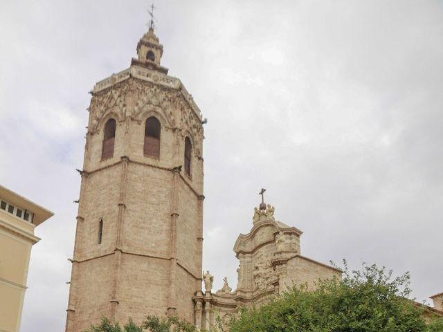 La boda de Marco  y Rocío en Valencia, Valencia 5