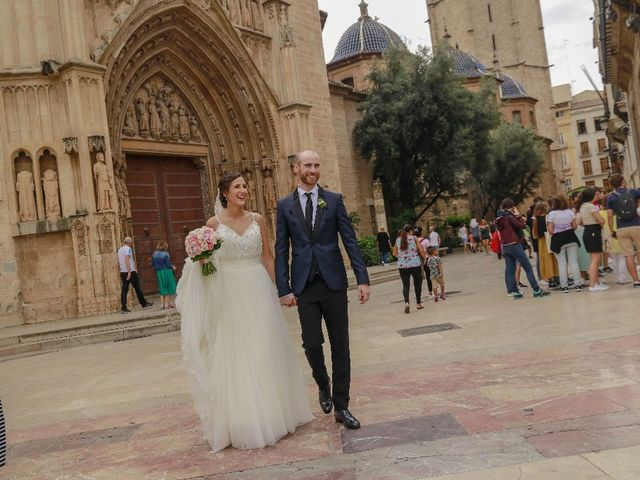 La boda de Marco  y Rocío en Valencia, Valencia 6