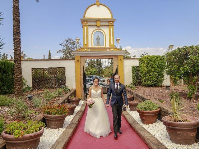 La boda de Marco  y Rocío en Valencia, Valencia 7