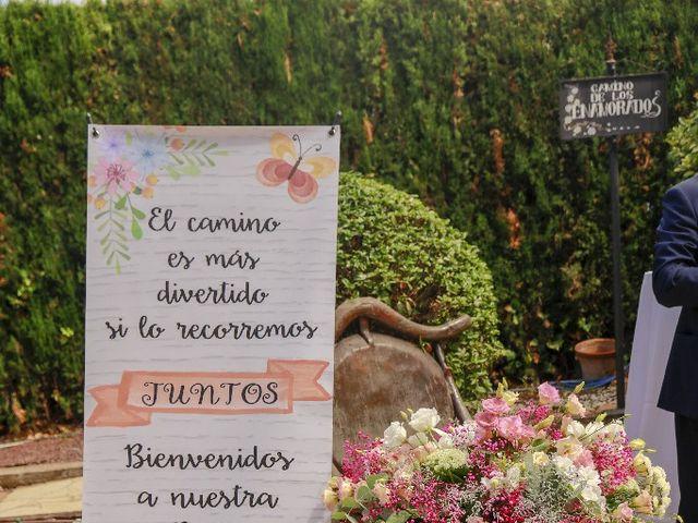 La boda de Marco  y Rocío en Valencia, Valencia 8