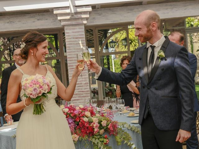 La boda de Rocío y Marco