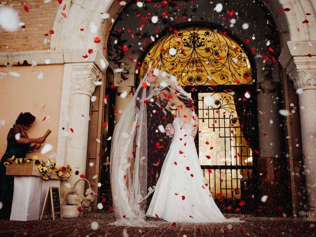 La boda de Sara y Dani