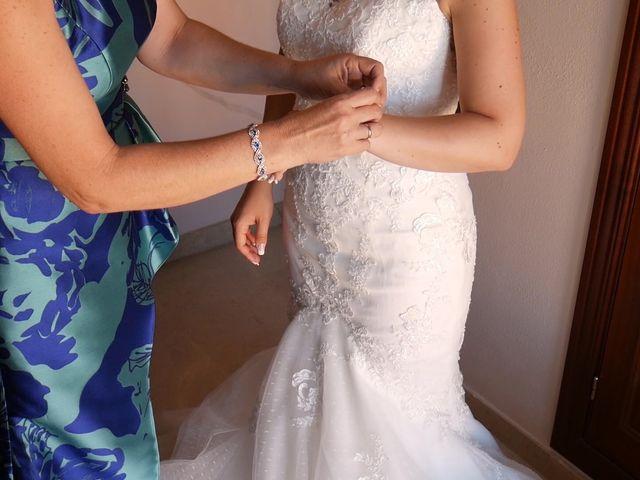 La boda de Jessica y Claude en Espartinas, Sevilla 24