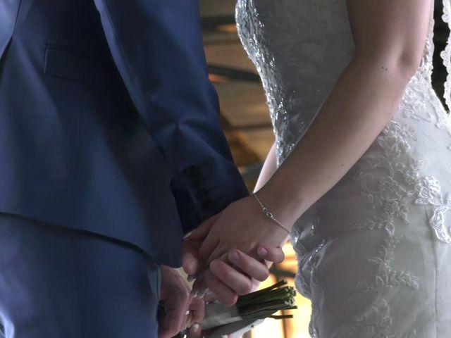 La boda de Jessica y Claude en Espartinas, Sevilla 26