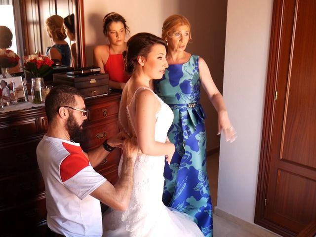 La boda de Jessica y Claude en Espartinas, Sevilla 28