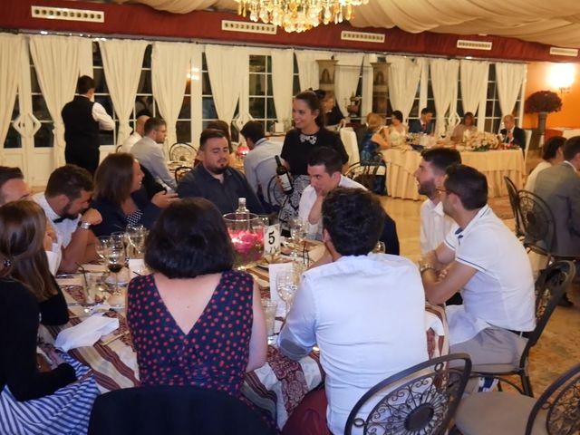La boda de Jessica y Claude en Espartinas, Sevilla 31