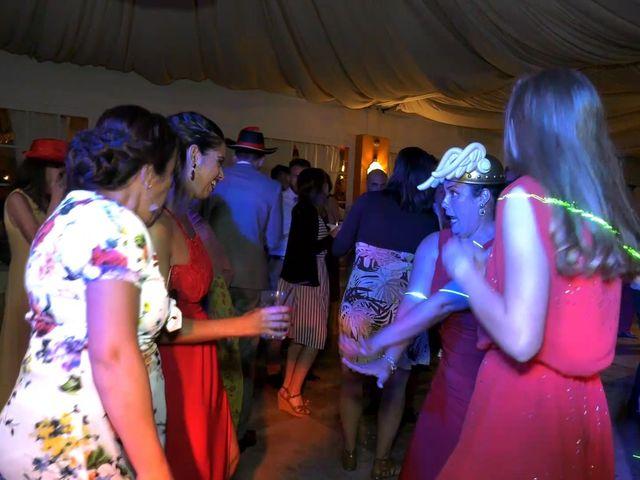 La boda de Jessica y Claude en Espartinas, Sevilla 32