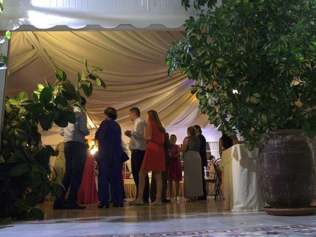 La boda de Jessica y Claude en Espartinas, Sevilla 36