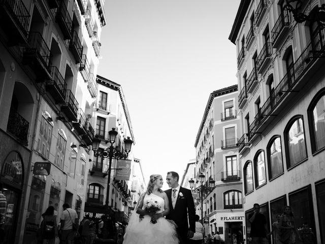 La boda de Javi y Laura en Zaragoza, Zaragoza 1