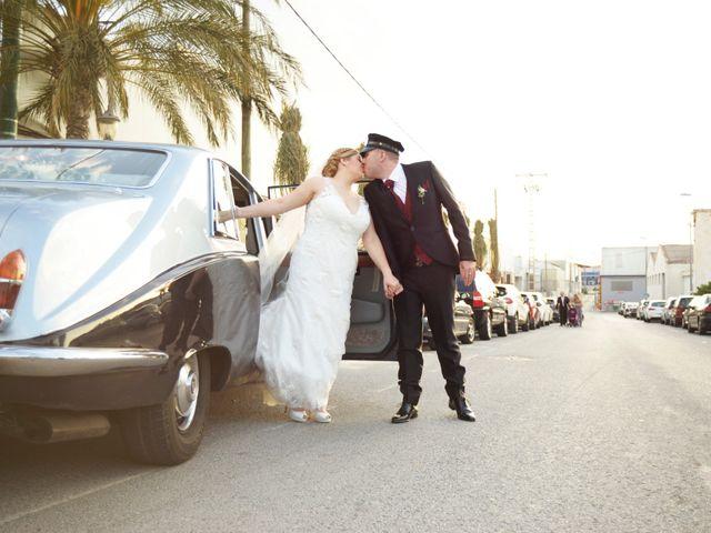 La boda de Ricardo y Cristina en Murcia, Murcia 11