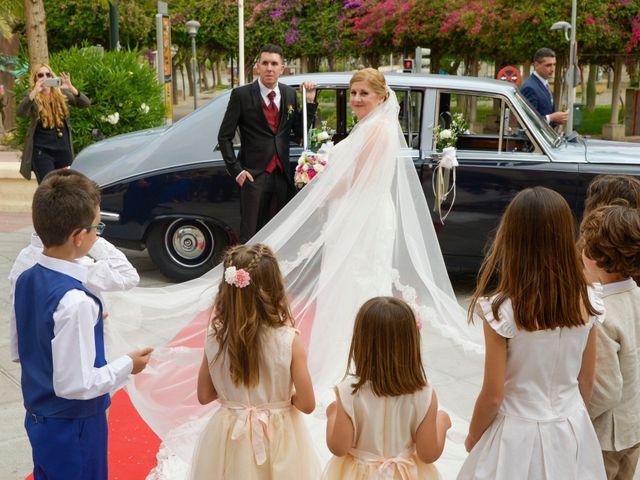 La boda de Ricardo y Cristina en Murcia, Murcia 13