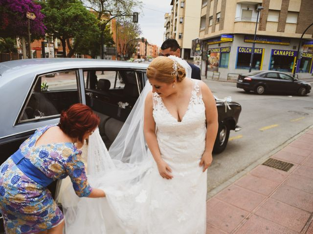 La boda de Ricardo y Cristina en Murcia, Murcia 14