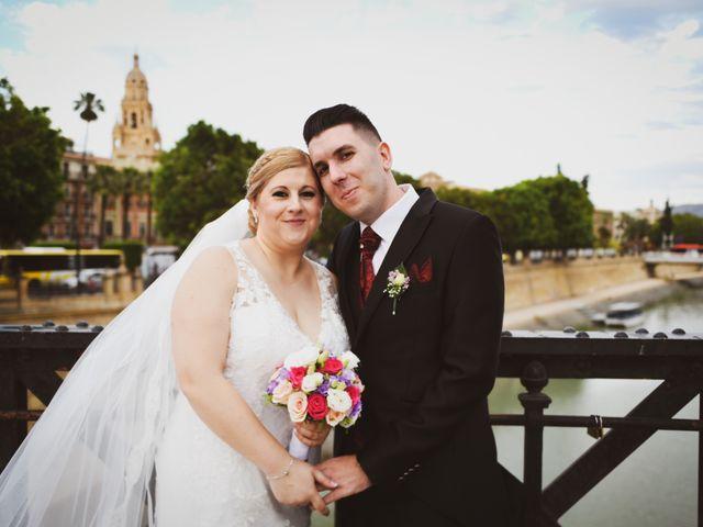 La boda de Ricardo y Cristina en Murcia, Murcia 15