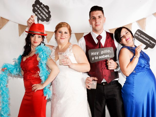 La boda de Ricardo y Cristina en Murcia, Murcia 19
