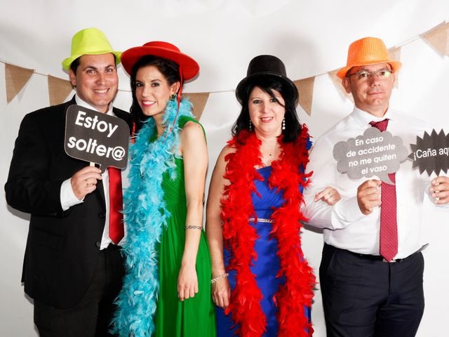 La boda de Ricardo y Cristina en Murcia, Murcia 20