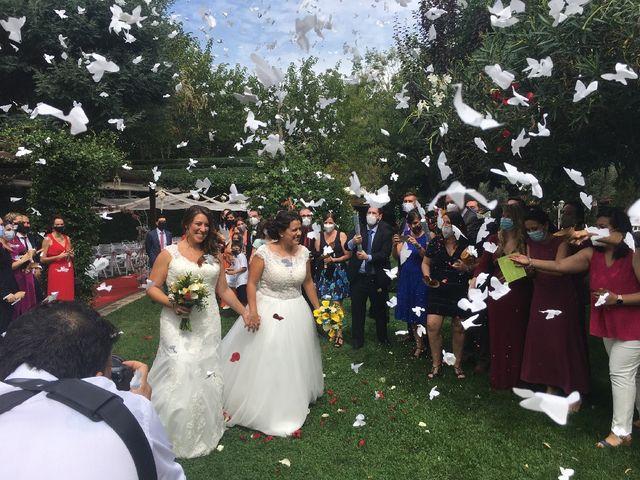 La boda de Vane y Marta