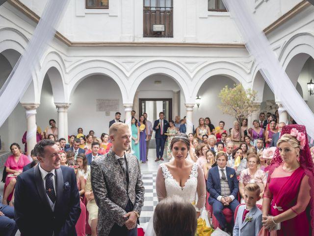 La boda de Rocío y Adrián en Espera, Cádiz 10