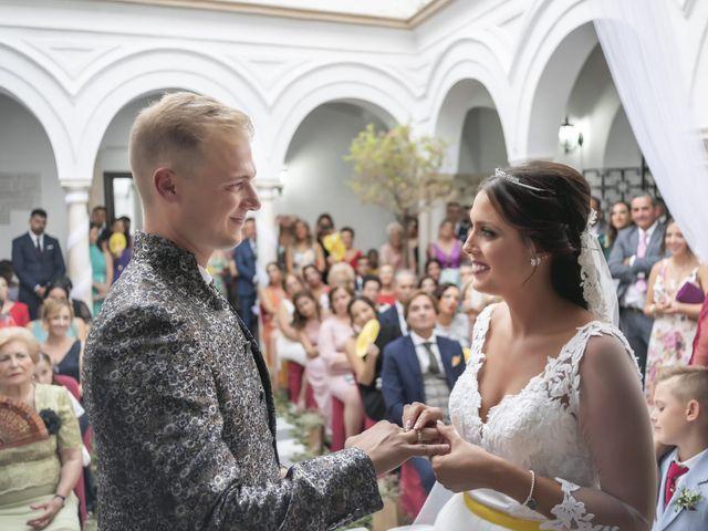 La boda de Rocío y Adrián en Espera, Cádiz 11