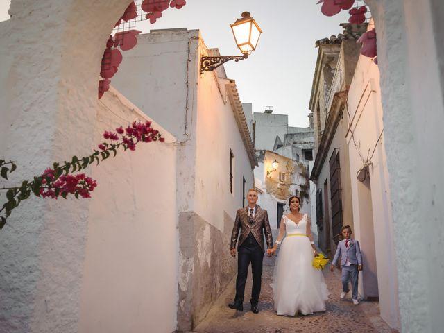 La boda de Rocío y Adrián en Espera, Cádiz 12