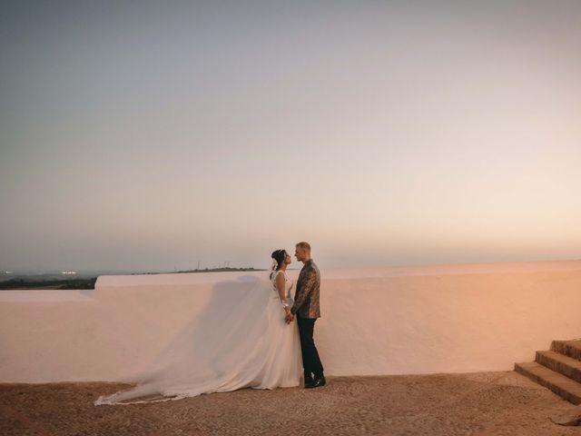 La boda de Rocío y Adrián en Espera, Cádiz 13