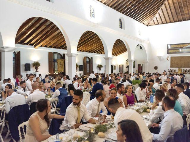 La boda de Rocío y Adrián en Espera, Cádiz 16