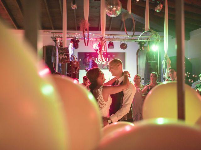 La boda de Rocío y Adrián en Espera, Cádiz 17