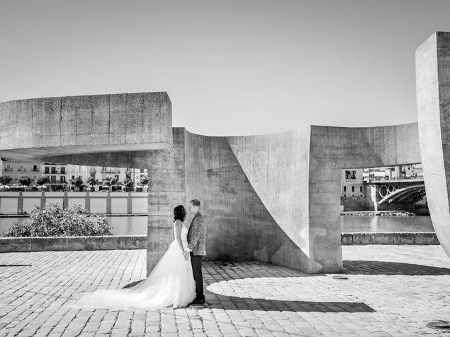 La boda de Rocío y Adrián en Espera, Cádiz 18