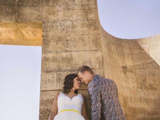 La boda de Rocío y Adrián en Espera, Cádiz 20