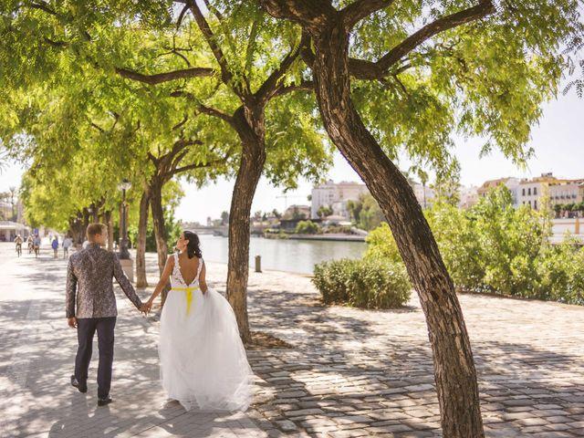 La boda de Rocío y Adrián en Espera, Cádiz 21