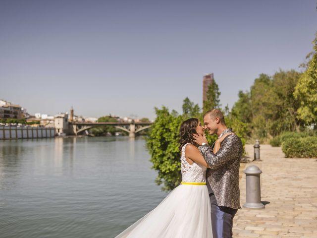 La boda de Rocío y Adrián en Espera, Cádiz 22
