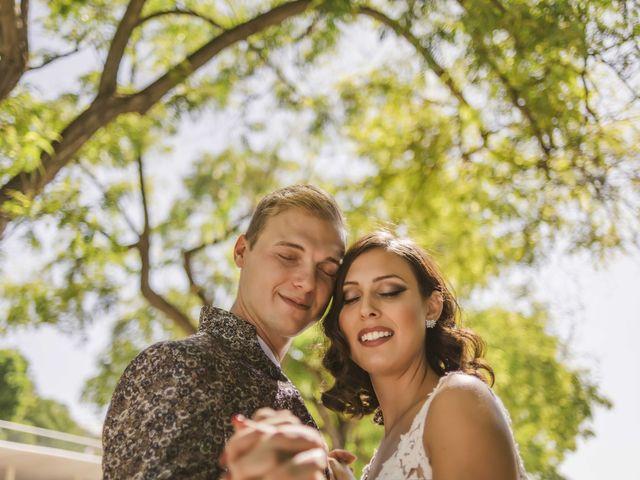 La boda de Rocío y Adrián en Espera, Cádiz 23