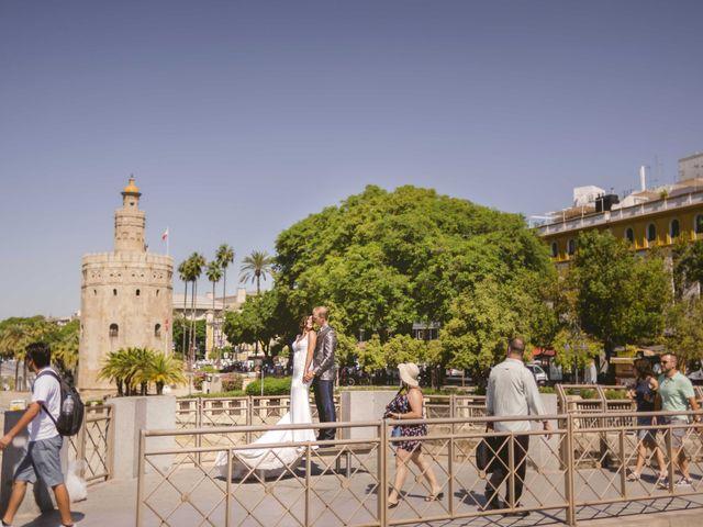 La boda de Rocío y Adrián en Espera, Cádiz 1