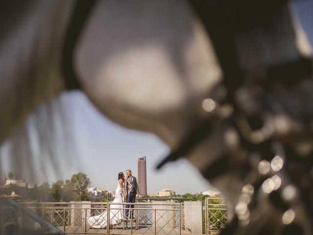 La boda de Rocío y Adrián en Espera, Cádiz 24