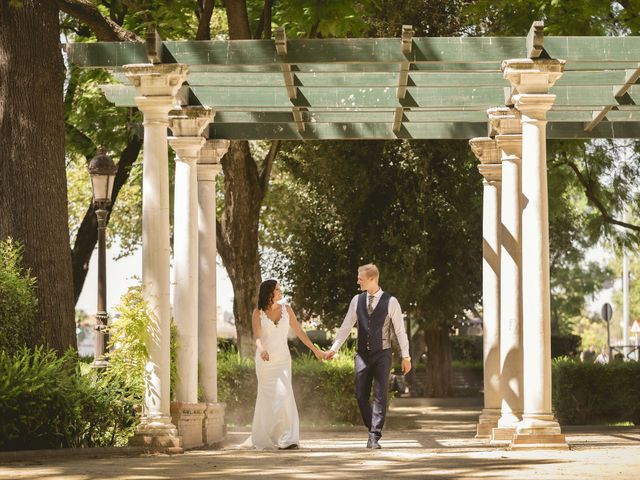 La boda de Rocío y Adrián en Espera, Cádiz 25