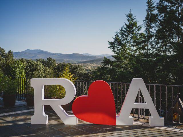 La boda de Alberto y Rosa en Mangiron, Madrid 7
