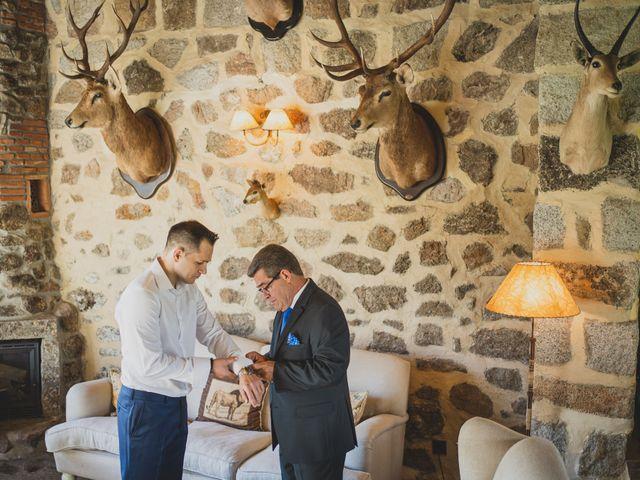 La boda de Alberto y Rosa en Mangiron, Madrid 19