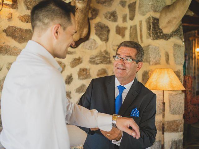 La boda de Alberto y Rosa en Mangiron, Madrid 20