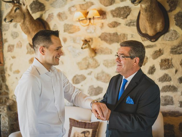 La boda de Alberto y Rosa en Mangiron, Madrid 21