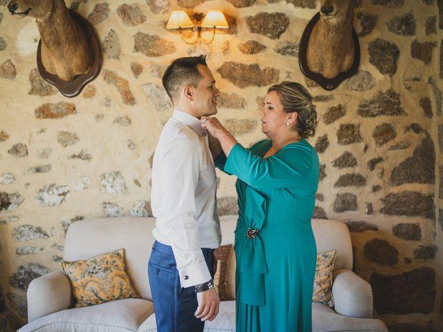 La boda de Alberto y Rosa en Mangiron, Madrid 25