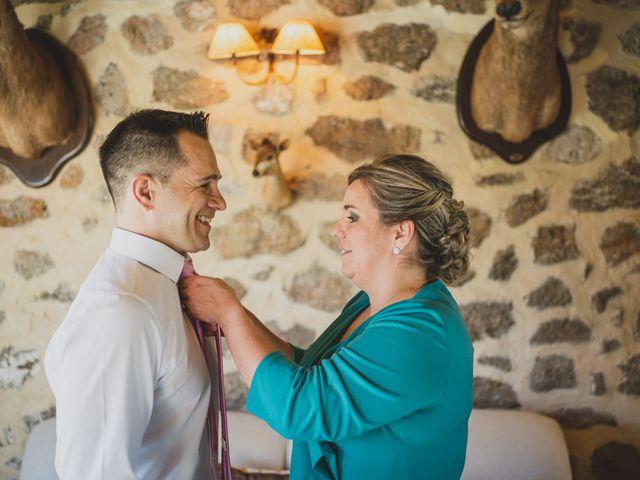 La boda de Alberto y Rosa en Mangiron, Madrid 26