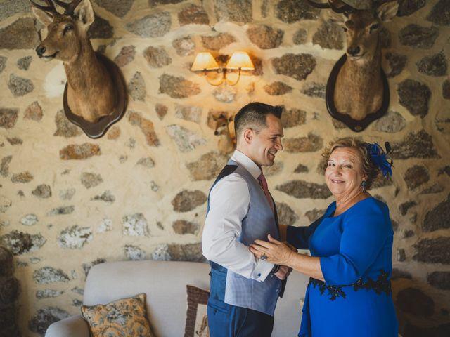 La boda de Alberto y Rosa en Mangiron, Madrid 30