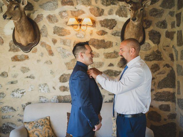 La boda de Alberto y Rosa en Mangiron, Madrid 35