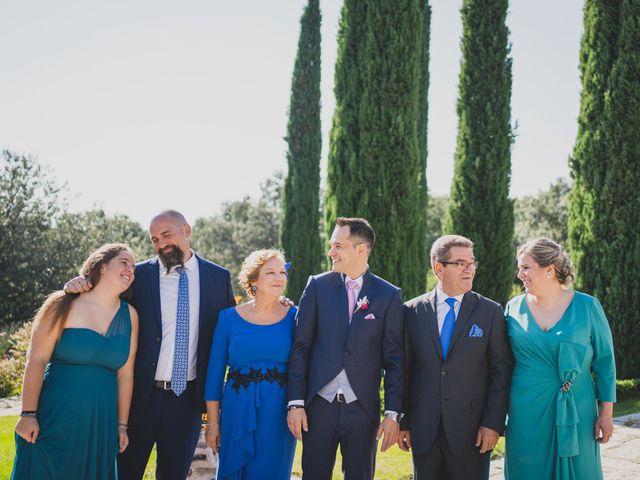 La boda de Alberto y Rosa en Mangiron, Madrid 40