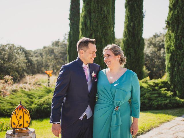 La boda de Alberto y Rosa en Mangiron, Madrid 41