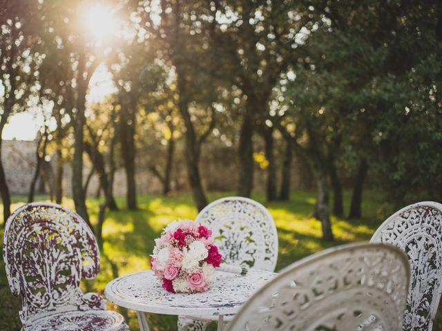 La boda de Alberto y Rosa en Mangiron, Madrid 46